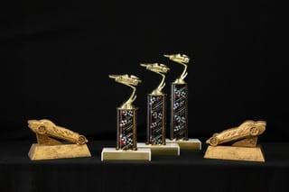 trophies pinewood