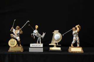 Trophies Golf