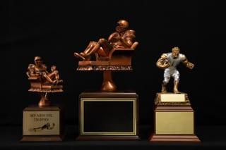 trophies fantasy football 2