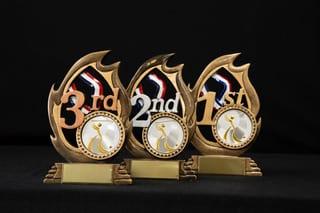 trophies golf 5